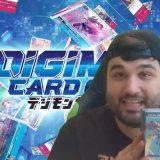 Digimon Set 1.5 Box Opening! - Krackin' with Kevin
