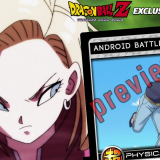 Android Battle Rush - FanZ Set 16 Exclusive Preview!