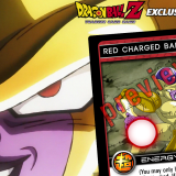 Red Charged Balls - FanZ Set 16 Exclusive Preview!